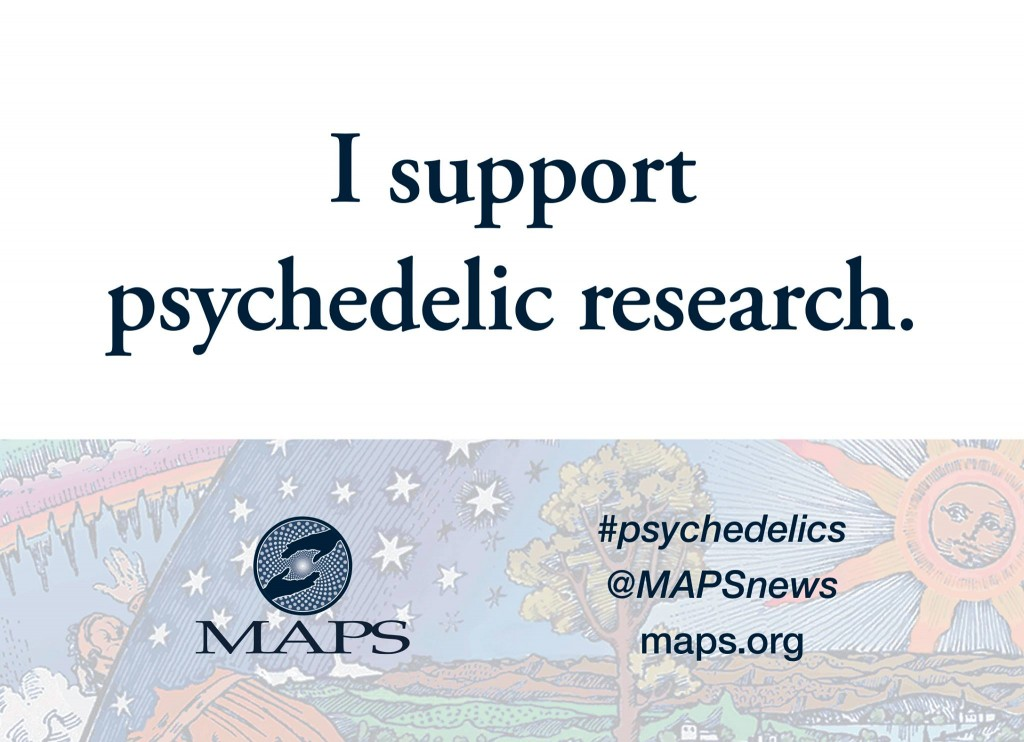 I support psychedelic research
