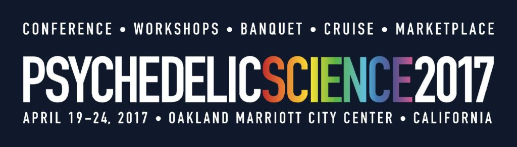 Psychedelic Science 2017 banner